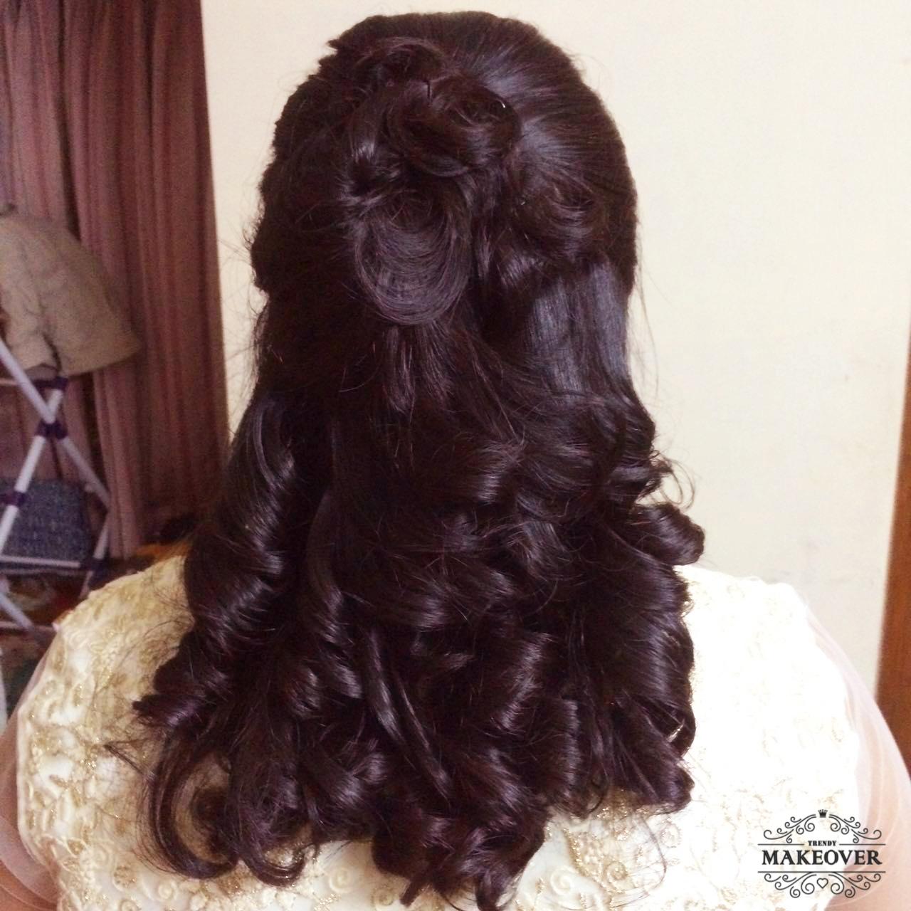 Hair Treatment & Hair Spa